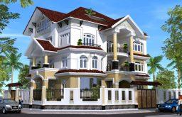 [Hỏi đáp] Tìm mẫu thiết kế kiến trúc biệt thự đẹp