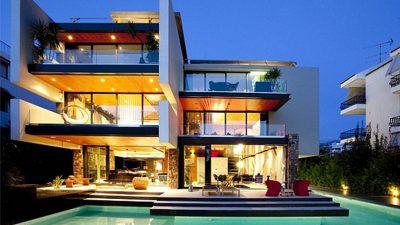[Hỏi đáp] Tư vấn thiết kế biệt thự hiện đại 3 tầng đẹp?