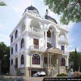 Hỏi về dịch vụ thiết kế kiến trúc biệt thự cổ điển?